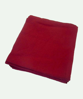 12 Serviettes de table Yuco Pavot