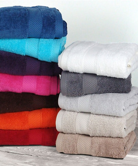 Linge de Bain Éponge Collection Naia