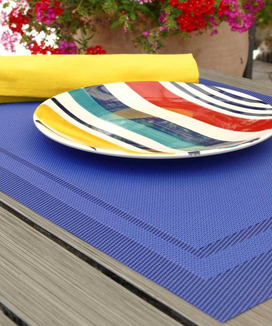 Serviettes de table Yuco Safran