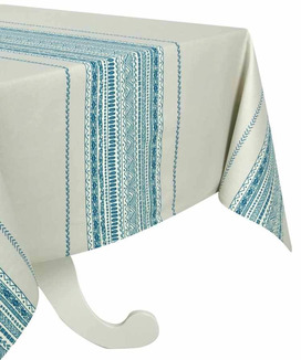 Nappe Rectangulaire Anti tache 160x200 cm Atlas Geai